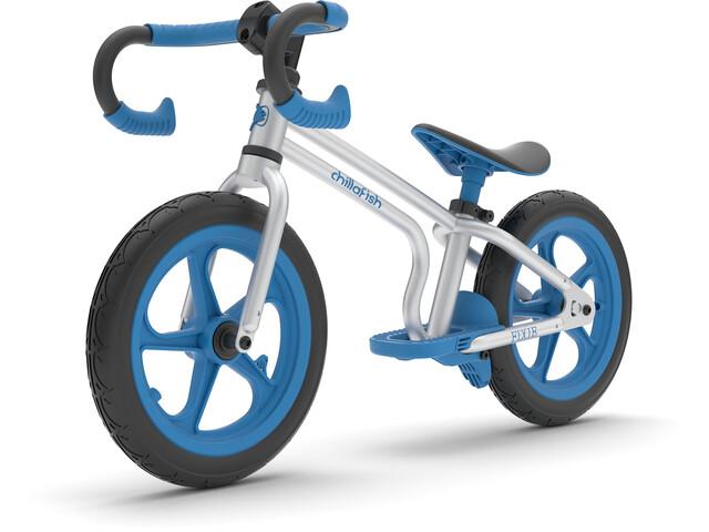 Chillafish Fixie Bicicletas sin pedales Niños, blue